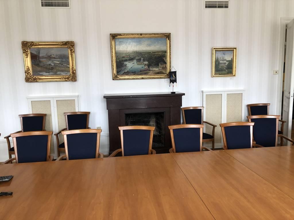 Specialtillverkade infällnadsdon, Högskolan i Gävle.